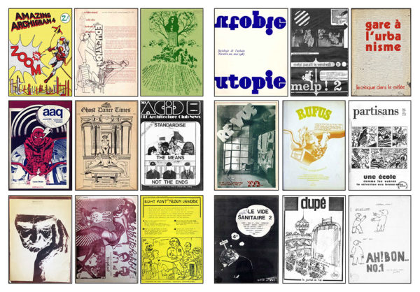 From Satire To Criticism Comics In Architecture Publications In